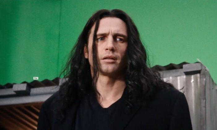 James Franco em Artista do Desastre