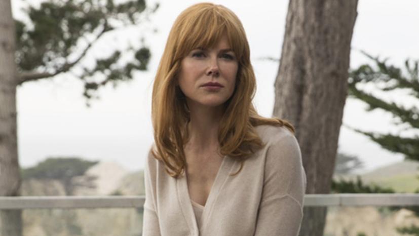 Nicole Kidman em Big Little Lies.
