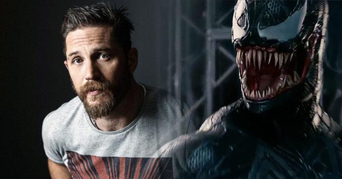 Tom Hardy, o futuro Venom