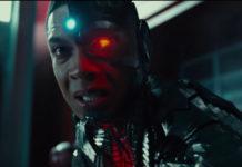 Ray Fisher como Ciborgue.