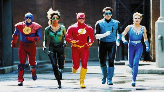 Liga da Justiça 1997
