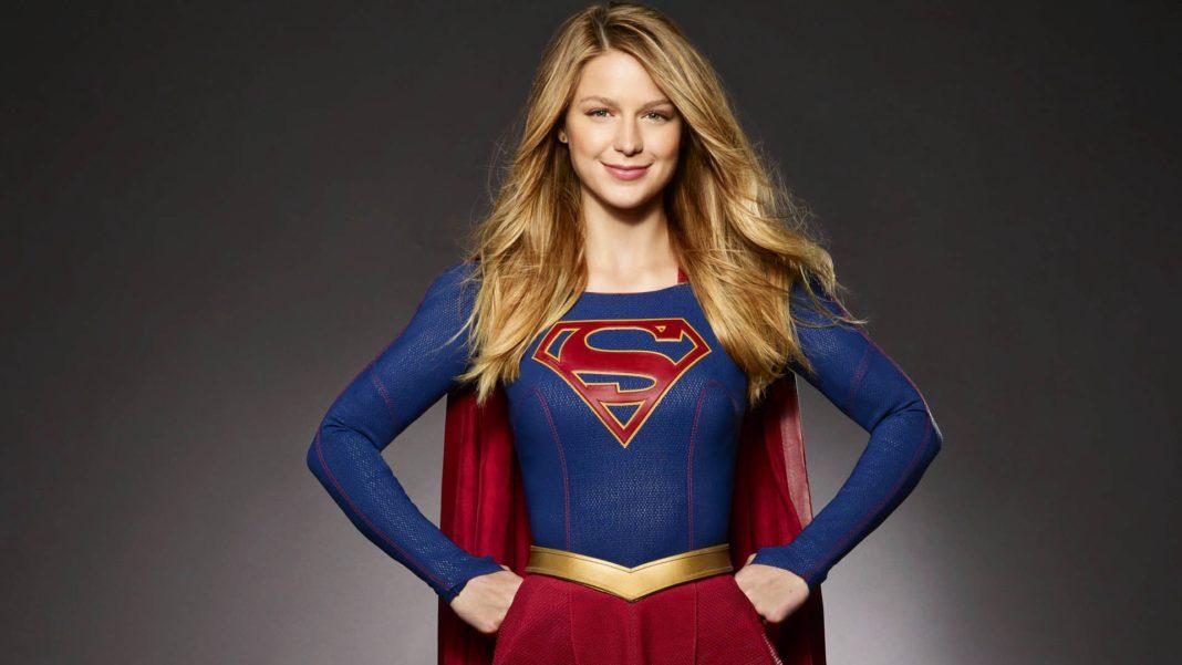 Melissa Benoist em Supergirl.