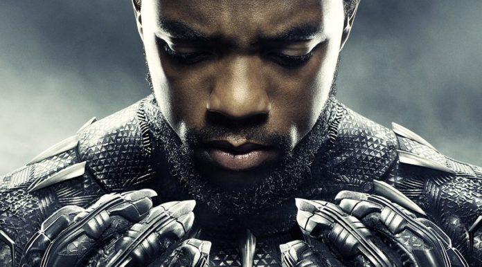 T'Challa/Pantera Negra (Chadwick Boseman).