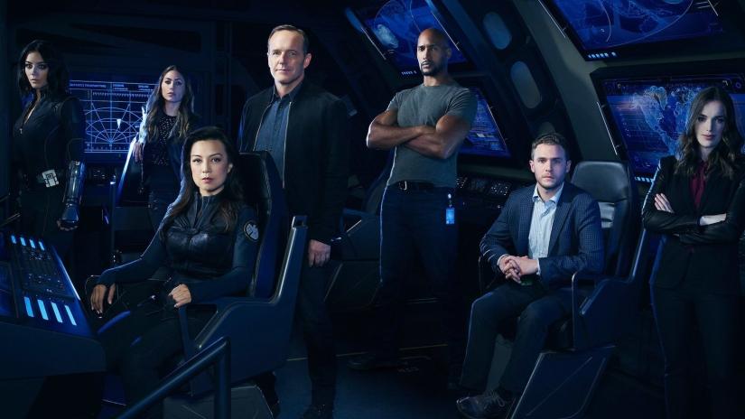 Elenco da 5ª temporada de Agents of SHIELD