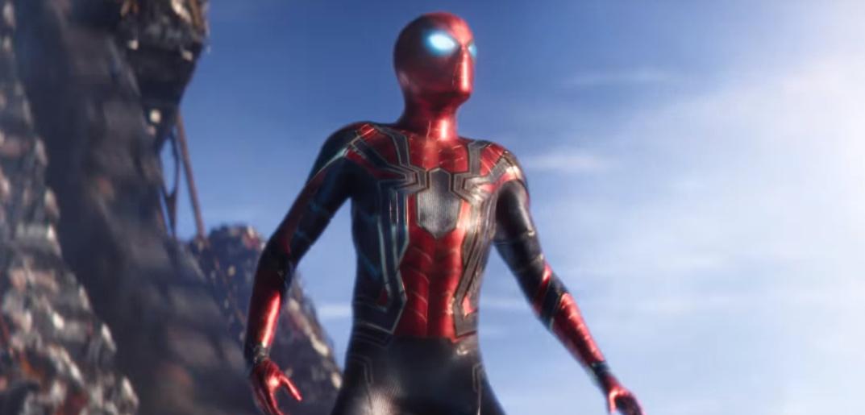 Homem-Aranha no trailer de Vingadores: Guerra Infinita