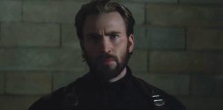 Capitão América (Chris Evans).