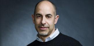 O roteirista e produtor David S. Goyer.