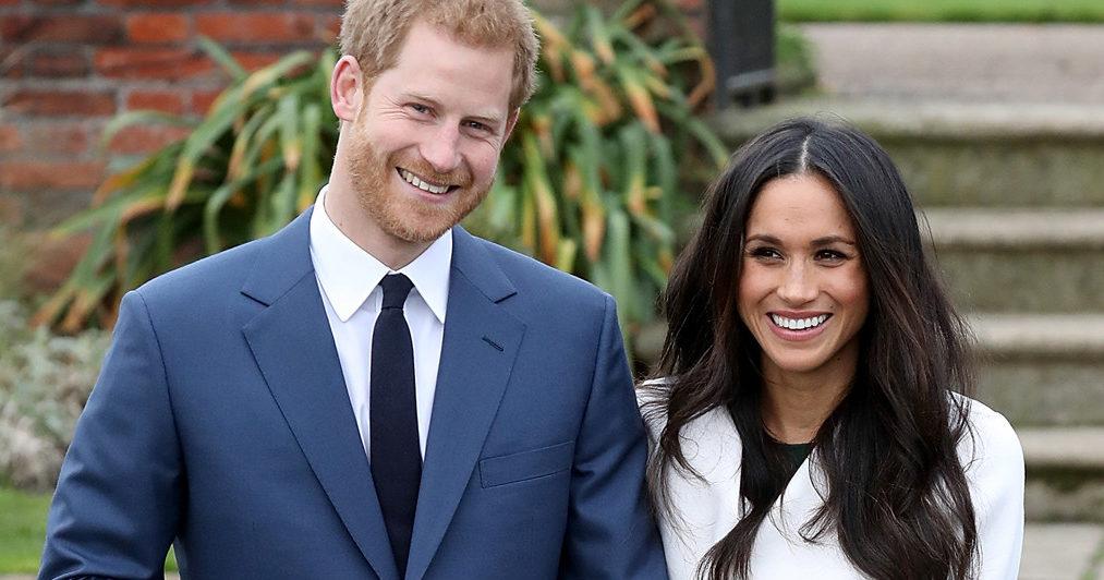 Príncipe Harry e a noiva, Meghan Markle