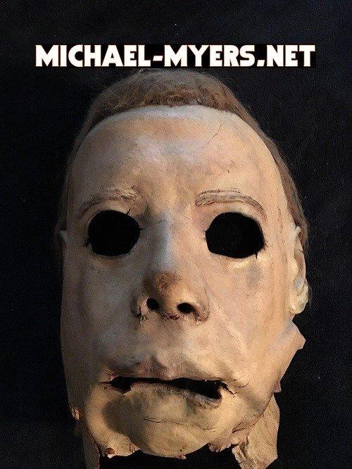Máscara original de Michael Myers