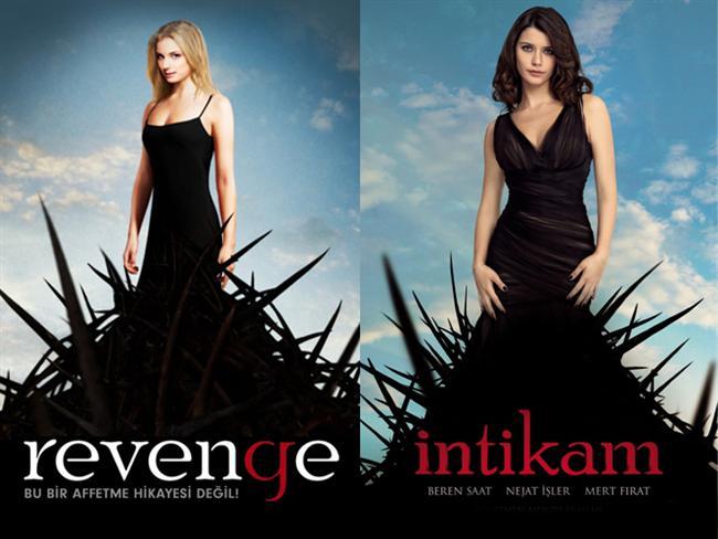 revenge intikam