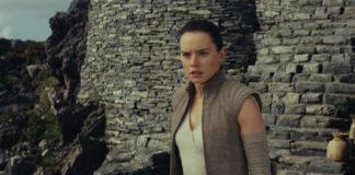 Rey em Star Wars: Os Últimos Jedi