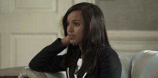 Kerry Washington como Olivia Pope em Scandal