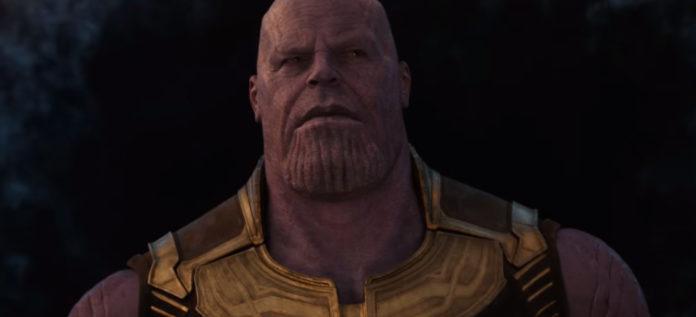 Thanos (Josh Brolin) em Vingadores: Guerra Infinita.