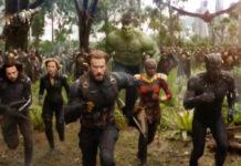 Vingadores: Guerra Infinita.