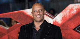 O ator Vin Diesel.