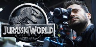 J.A. Bayona, diretor de Jurassic World: Reino Ameaçado.