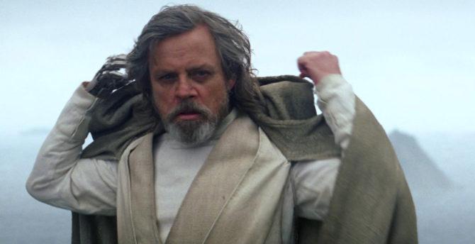 Luke Skywalker.