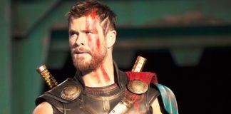 Chris Hemsworth em Thor: Ragnarok.