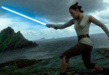 Star Wars: Os Últimos Jedi.