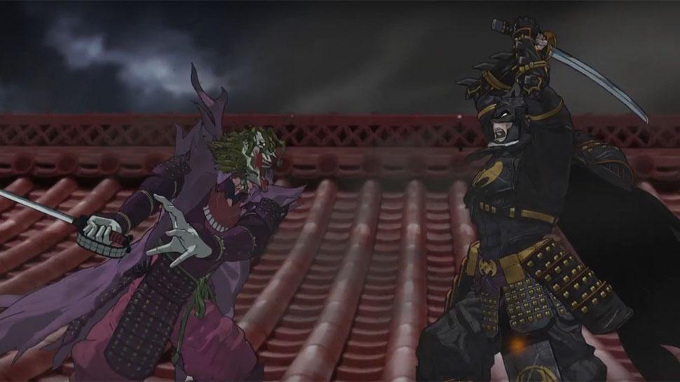 Filme de Batman Ninja ganha primeiro trailer