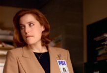 Agente especial Dana Scully (Gillian Anderson).