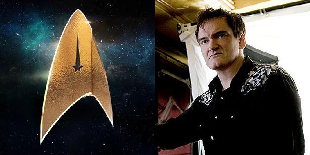 Quentin Tarantino e Star Trek.