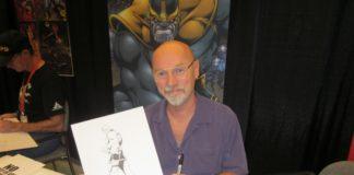 Jim Starling, criador do personagem Thanos nos quadrinhos.