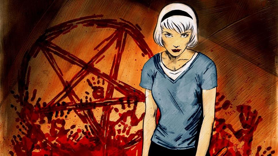 The Chilling Adventures of Sabrina, HQ servirá de material original para a série.