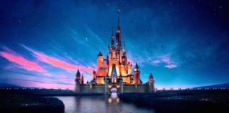 Logo da Walt Disney Studios.