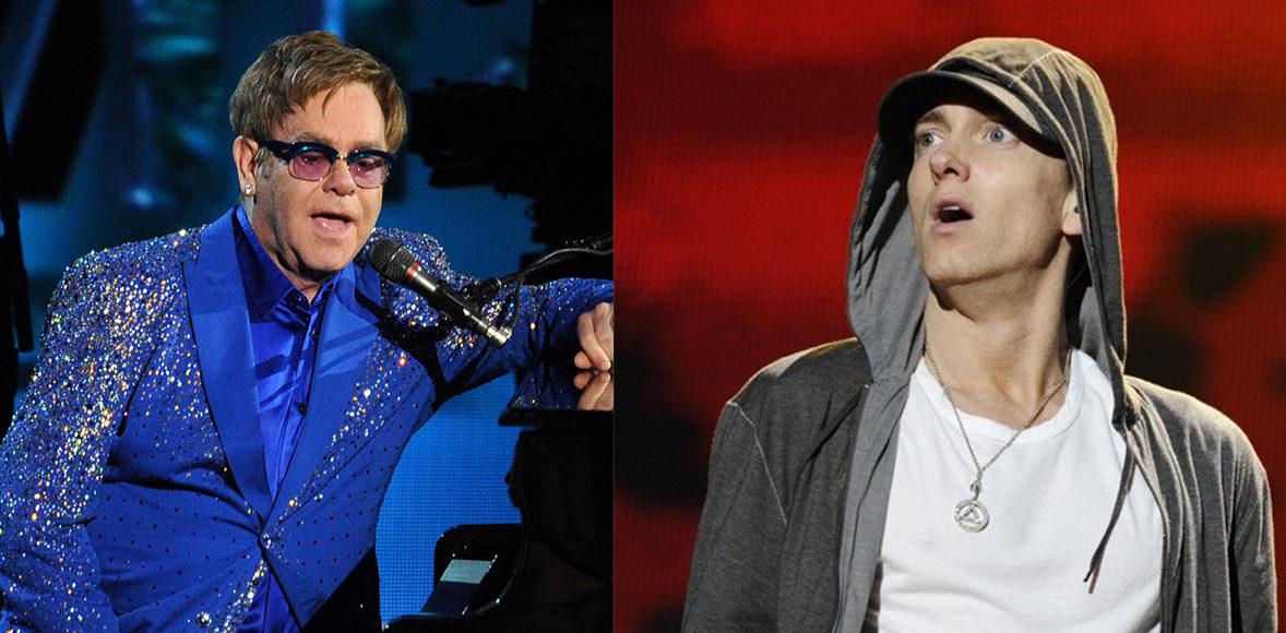 Eminem deu brinquedo sexual encrustado de diamantes como presente de elton john e eminem stopboris Image collections