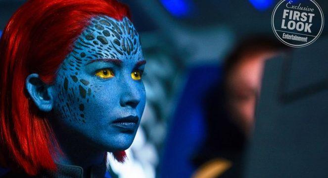 Sophie Turner aparece como Fênix Negra em fotos da EW