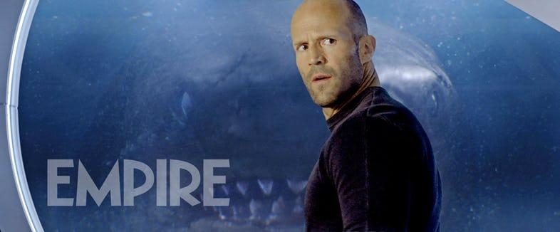 The Meg - Jason Statham Vs. Tubarão Gigante