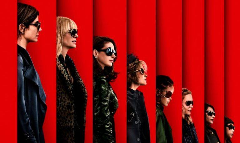 Resultado de imagem para oito mulheres e um segredo