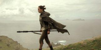 Rey em Star Wars: Os Últimos Jedi.