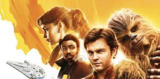 Solo: Uma História Star Wars.