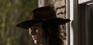 Chandler Riggs em The Walking Dead.
