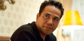 O ator John Ortiz.