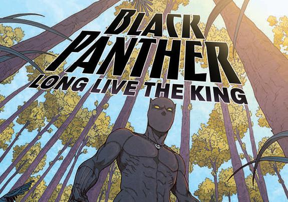 HQ do Pantera Negra: Longa Vida ao Rei.
