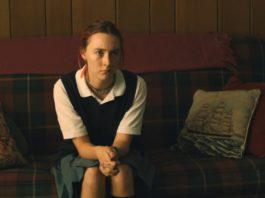 Saoirse Ronan em Lady Bird: É Hora de Voar.
