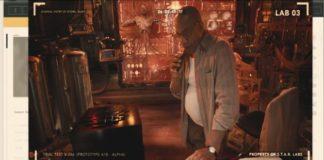Joe Morton, ator que faz o pai de Ciborgue.