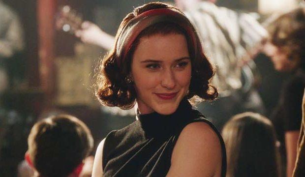 Rachel Brosnahan em The Marvelous Mrs. Maisel