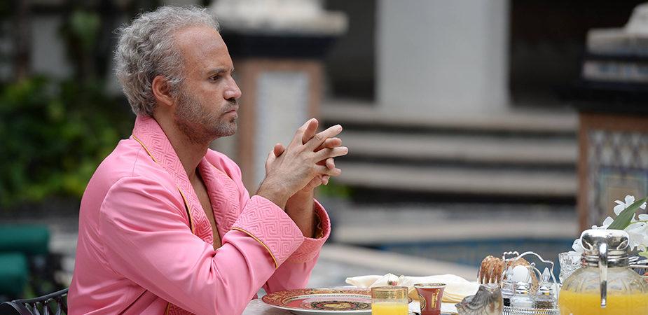 Edgar Ramirez como Gianni Versace em American Crime Story
