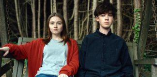 The End of the F***ing World, série original da Channel 4, disponível na Netflix.