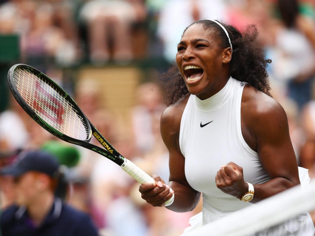 A tenista Serena Williams