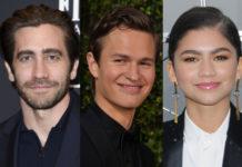 Jake Gyllenhaal, Ansel Elgort e Zendaya