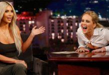 Kim Kardashian e Jennifer Lawrence