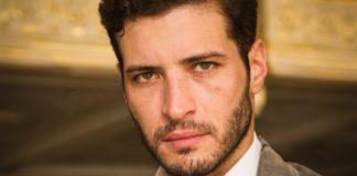 O ator brasileiro Leandro Lima