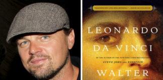 Leonardo DiCaprio será da Vinci nos cinemas.