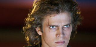 Hayden Christensen, o Anakin Skywalker da trilogia Star Wars dos anos 2000.