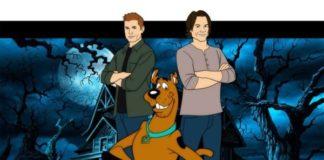 Scoobynatural, crossover entre Supernatural e Scooby-Doo.